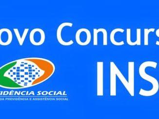 Novo concurso INSS
