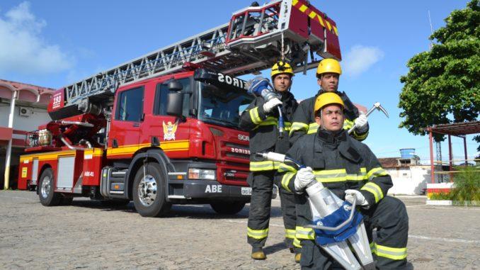 concurso público corpo de bombeiros