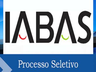 Concurso público IABAS