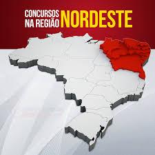 concursos públicos região nordeste 2017